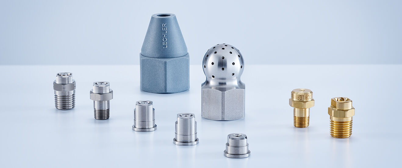 Lechler Solid Stream Nozzles